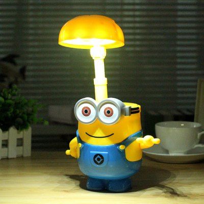 Bee-do Style LED Table Lamp + Saving Pot Function