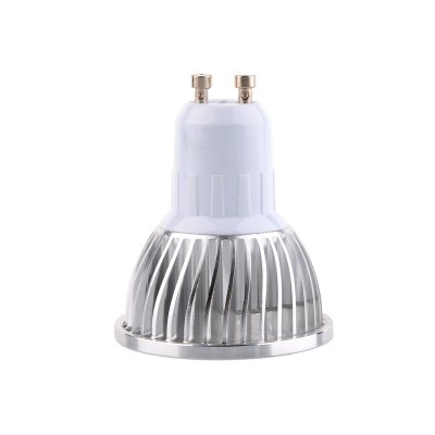 6PCS GU10 6W 540Lm COB LED Spotlight Bulb LampLED Light Bulbs<br>6PCS GU10 6W 540Lm COB LED Spotlight Bulb Lamp<br><br>Base Type: GU10<br>Type: Spot Bulbs<br>Output Power: 6W<br>Emitter Types: COB<br>Total Emitters: 4<br>Luminous Flux: 540Lm<br>CCT/Wavelength: 2800-3200K, 6000-6500K<br>Voltage (V): AC 85-265/50-60Hz<br>Lifespan: 30000h<br>Features: Energy Saving, Long Life Expectancy<br>Function: Home Lighting, Commercial Lighting, Studio and Exhibition Lighting<br>Available Light Color: Warm White, White<br>Product Weight: 0.038 kg<br>Package Weight: 0.370 kg<br>Product Size (L x W x H): 6 x 4.8 x 4.8 cm / 2.36 x 1.89 x 1.89 inches<br>Package Size (L x W x H): 21 x 8 x 14 cm / 8.25 x 3.14 x 5.50 inches<br>Package Contents: 6 x GU10 LED Spot Bulb