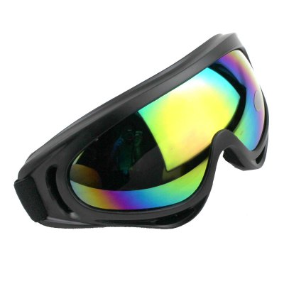 Гаджет   Anti-dust Outdoor Cycling Goggles Resin Lenses Cycling Sunglasses