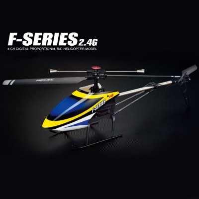 Гаджет   MJX F49 2.4GHz 4CH RC Helicopter 2 Throttle Control Mode RC Helicopters