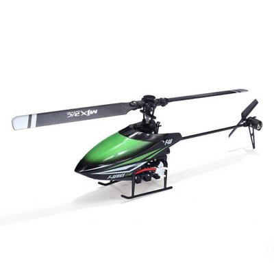 Гаджет   MJX F48 2.4GHz 4CH RC Build-in 6 Axis Gyro Helicopter RC Helicopters