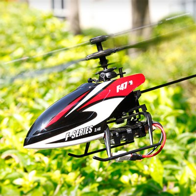 Гаджет   MJX F47 IR RC 4CH Helicopter Built-in Gyro RC Helicopters
