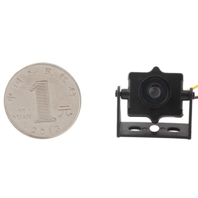 ФОТО 520TVL PAL Format Camera Set with Bracket for RC Quadcopter Multicopter FPV