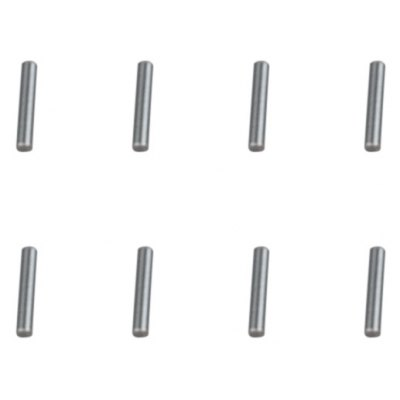 8Pcs Extra Spare 585001 Locating Pin for FS Racing 1 / 10 Scale RC Skeleton SUV