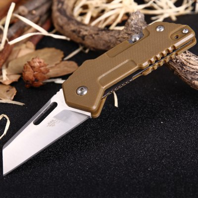 Sanrenmu 7042 LTC-GV-T2 Liner Lock Folding Knife