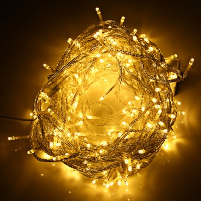 20M 200 LED String Light Xmas Fairy Lights Seasonal Outdoor LightingLED Strips<br>20M 200 LED String Light Xmas Fairy Lights Seasonal Outdoor Lighting<br><br>Model: YL-GM-20<br>Type: LED String<br>Features: IP-65,Low Power Consumption,Waterproof<br>Length: 20<br>LED Type: F5<br>Number of LEDs: 200<br>Actual Lumens: 600Lm<br>Optional Light Color: White,Blue,Colorful,Warm White<br>Connector type: EU plug<br>Input Voltage: AC220<br>Product weight: 0.368 kg<br>Package weight: 0.500 kg<br>Product size (L x W x H): 18.00 x 11.00 x 6.00 cm / 7.09 x 4.33 x 2.36 inches<br>Package size (L x W x H): 19.00 x 12.00 x 7.00 cm / 7.48 x 4.72 x 2.76 inches<br>Package Contents: 1 x LED Light String