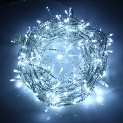 Гаджет   20M 200 LED String Light Xmas Fairy Lights Seasonal Outdoor Lighting