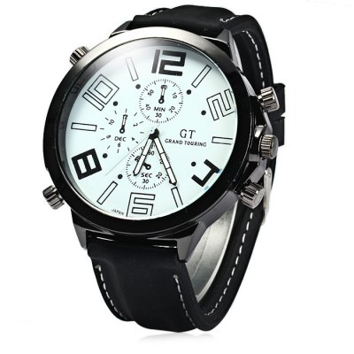 GT Male Japan Quartz Watch