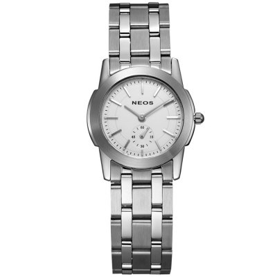 NEOS N40660L Sapphire Crystal Female Japan Quartz WatchWomens Watches<br>NEOS N40660L Sapphire Crystal Female Japan Quartz Watch<br><br>Brand: NEOS<br>Watches categories: Female table<br>Available color: Silver, Silver and Black, Rose Gold and Silver and White, Rose Gold and Silver and Black, White, Black, Brown, Rose Gold and Black, Rose Gold and White, Rose Gold and Brown<br>Style : Fashion&amp;Casual<br>Movement type: Quartz watch<br>Shape of the dial: Round<br>Surface material: Sapphire<br>Display type: Analog<br>Case material: Stainless steel<br>Band material: Stainless steel<br>Clasp type: Butterfly clasp<br>Water resistance : 30 meters<br>The dial thickness: 0.7 cm / 0.28 inches<br>The dial diameter: 2.8 cm / 1.1 inches<br>Product weight: 0.110 kg<br>Package weight: 0.21 kg<br>Product size (L x W x H) : 18 x 2.8 x 0.7 cm / 7.07 x 1.10 x 0.28 inches<br>Package size (L x W x H): 12 x 10 x 8 cm / 4.72 x 3.93 x 3.14 inches<br>Package contents: 1 x NEOS N40660L Watch