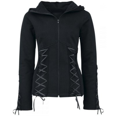 Chic Hooded Long Sleeve Lace-Up Wing Pattern Womens HoodieWomens Hoodies &amp; Sweatshirts<br>Chic Hooded Long Sleeve Lace-Up Wing Pattern Womens Hoodie<br><br>Material: Polyester<br>Clothing Length: Regular<br>Sleeve Length: Full<br>Style: Fashion<br>Pattern Style: Print<br>Weight: 0.77KG<br>Package Contents: 1 x Hoodie