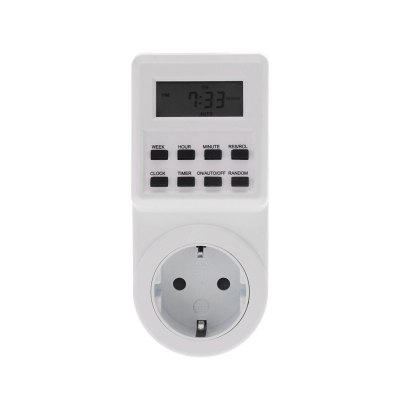 TS-T01 Digital LCD Programmable Timer Switch