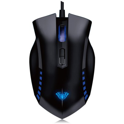 Гаджет   AULA Manum Wired Optical Gaming Mouse Mice & Keyboards