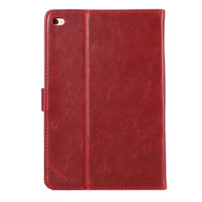 ENKAY PU Leather Protective Case for iPad mini 4 Auto Sleep Function with Stand and Card SlotiPad Cases/Covers<br>ENKAY PU Leather Protective Case for iPad mini 4 Auto Sleep Function with Stand and Card Slot<br><br>Compatible for Apple: iPad mini 4<br>Features: Full Body Cases, Cases with Stand, With Credit Card Holder, Auto Sleep / Wake up<br>Material: PU Leather<br>Style: Solid Color<br>Color: Dark blue, Black, Red, Brown, Dark gray<br>Product weight : 0.165 kg<br>Package weight : 0.230 kg<br>Product size (L x W x H): 21 x 14 x 1.8 cm / 8.25 x 5.50 x 0.71 inches<br>Package size (L x W x H) : 24 x 16 x 3 cm / 9.43 x 6.29 x 1.18 inches<br>Package Contents: 1 x Protective Case