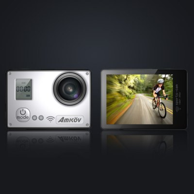 Гаджет   Amkov AMK7000S 1080P WiFi Action Camera Action Cameras