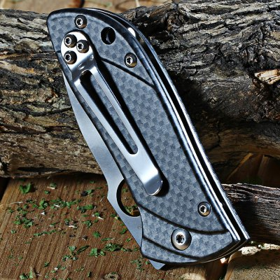 Enlan M020FH Liner Lock Folding Knife