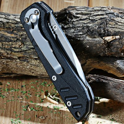 Enlan M025 Liner Lock Folding Knife