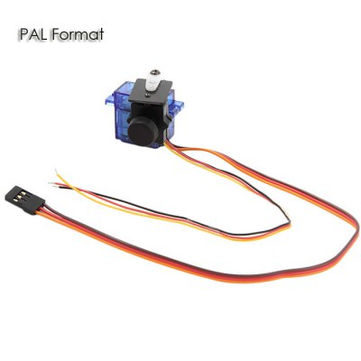 Single Axis Mini PAL Format CC3D Camera Gimbal for QAV250 Multirotor FPV Photography