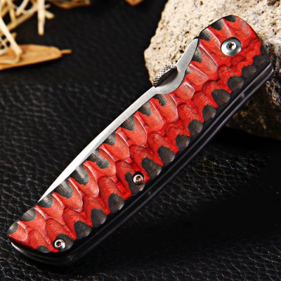 Enlan L01-MCT Liner Lock Folding KnifePocket Knives and Folding Knives<br>Enlan L01-MCT Liner Lock Folding Knife<br><br>Brand: Enlan<br>Lock Type: Liner Lock<br>Blade Edge Type: Fine<br>For: Home use, Collecting, Adventure, Camping, Mountaineering, Hiking, Travel<br>Color: Black, White, Red<br>Blade Material: 8Cr13MoV Stainless Steel<br>Handle Material: G10 Handle<br>Fold Length: 10.9 cm<br>Unfold Length: 19.5 cm<br>Clip Length: 6 cm<br>Blade Length: 8.1 cm<br>Blade Width : 2.3 cm<br>Product weight   : 0.118 kg<br>Package weight   : 0.160 kg<br>Product size (L x W x H)   : 10.9 x 3.0 x 1.6 cm / 4.28 x 1.18 x 0.63 inches<br>Package size (L x W x H)  : 13.5 x 5 x 3 cm / 5.31 x 1.97 x 1.18 inches<br>Package contents: 1 x Enlan L01-MCT Folding Knife