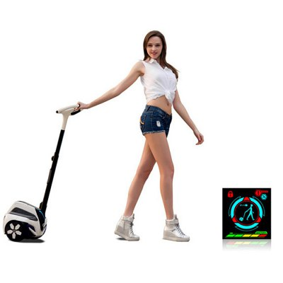 Гаджет   INMOTION R1N Two Wheel Balance Scooter Scooters and Wheels