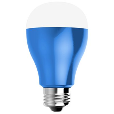 Meizu X - Light Youth Smart Light BulbSmart Lighting<br>Meizu X - Light Youth Smart Light Bulb<br><br>Brand : Meizu<br>Base Type: E27<br>Type: Smart Light<br>Output Power: 6W<br>Total Emitters: 21<br>Luminous Flux: 500Lm<br>CCT/Wavelength: 6000-6500K, 3000-3200K<br>Voltage (V): AC 110-220<br>Lifespan: 20000h<br>Features: Remote-Controlled, Energy Saving, Long Life Expectancy, Dimmable<br>Function: Studio and Exhibition Lighting, Home Lighting, Commercial Lighting<br>Available Light Color: Colorful<br>Sheathing Material: PC<br>Product Weight: 0.120 kg<br>Package Weight: 0.300 kg<br>Product Size (L x W x H): 10.8 x 5.9 x 5.9 cm / 4.24 x 2.32 x 2.32 inches<br>Package Size (L x W x H): 14 x 10 x 8 cm / 5.50 x 3.93 x 3.14 inches<br>Package Contents: 1 x Meizu X-Light Youth Bulb