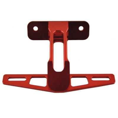 Motorcycle License Plate Bracket