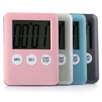 Фотография LCD Digital Kitchen Timer Cooking Tool