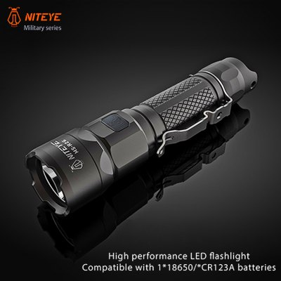 NITEYE MS - R26 Cree XP-L Hi 1080LM Flashlight