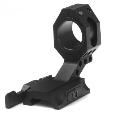 QD-S Precision Extended 25 - 30mm Single Scope Mount