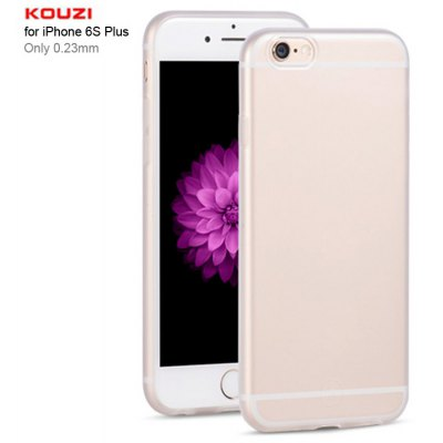 KouZi Phone Back Case for iPhone 6S Plus - 5.5 inch