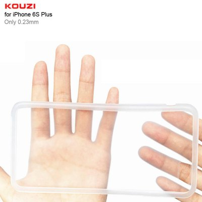 KouZi Thinnest Case in The World for iPhone 6S Plus