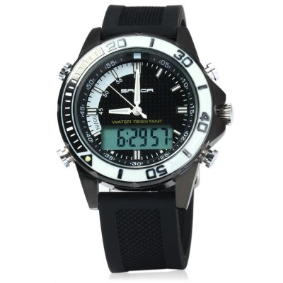 Sanda SD-003 LED Sports Watch for Men