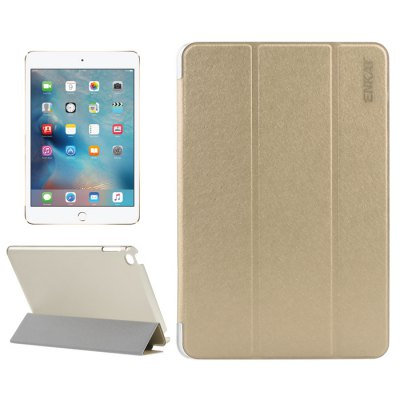 ENKAY 2 in 1 Tempered Glass Screen Protector Protective Case for iPad Mini 4