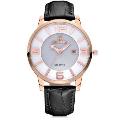 Skone 2731 Female Date Function Japan Quartz WatchWomens Watches<br>Skone 2731 Female Date Function Japan Quartz Watch<br><br>Brand: MEGIR<br>Watches categories: Female table<br>Available color: Red, Brown, Black, White<br>Style : Fashion&amp;Casual<br>Movement type: Quartz watch<br>Shape of the dial: Round<br>Display type: Analog<br>Case material: Stainless steel<br>Band material: Genuine leather<br>Clasp type: Pin buckle<br>Water resistance : 30 meters<br>Special features: Date<br>The dial thickness: 1.0 cm / 0.39 inches<br>The dial diameter: 4.2 cm / 1.65 inches<br>The band width: 1.8 cm / 0.71 inches<br>Product weight: 0.054 kg<br>Package weight: 0.104 kg<br>Product size (L x W x H) : 24.6 x 4.2 x 1 cm / 9.67 x 1.65 x 0.39 inches<br>Package size (L x W x H): 25.6 x 5.2 x 2 cm / 10.06 x 2.04 x 0.79 inches<br>Package contents: 1 x Skone 2731 Watch