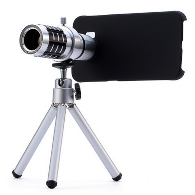 ФОТО 12x Mobile Phone Telephoto Lens for Samsung Galaxy S6 / S6 Edge