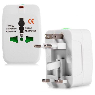 Universal World Wide Travel Charger Power Adapter Plug