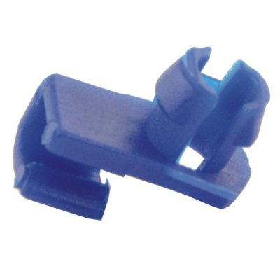 100pcs Car Plastic Rivet Door Lock Rod Clips