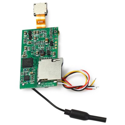 Фотография Extra Spare 5.8G Camera Transmitter Board Fitting for WLtoys Q282 - G Remote Control Hexacopter