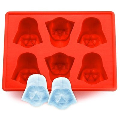Quality Star Wars Darth Vader Mold Multi-Function Silicon Ice Cube Tray