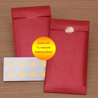 CHENPINTANG Love and Perfect Red Envelope Hot-stamping Printing with Fu Masking Sticker 6 Pcs / Set 90 x 170mmClassic Toys<br>CHENPINTANG Love and Perfect Red Envelope Hot-stamping Printing with Fu Masking Sticker 6 Pcs / Set 90 x 170mm<br><br>Brand: CHENPINTANG<br>Type: Red Packet<br>Material: Paper<br>Available Color: Red<br>Package Weight   : 0.07 kg<br>Package Size (L x W x H)  : 10 x 18 x 0.8 cm / 3.93 x 7.07 x 0.31 inches<br>Package Contents: 6 x Red Envelope, 1 x Fu Masking Sticker