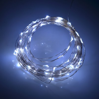 String Lights Typo : 5 Meters 50 LED Christmas USB Copper String Light-3.64 Online Shopping GearBest.com
