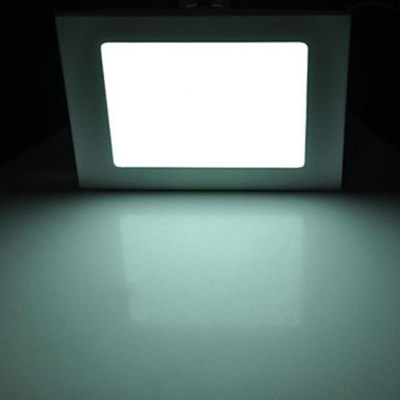 6W SMD 2835 480Lm Square LED Panel Light Ceiling Lamp