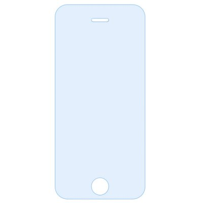 Angibabe Tempered Glass Screen Protector Film for iPhone SE / 5S / 5C / SE