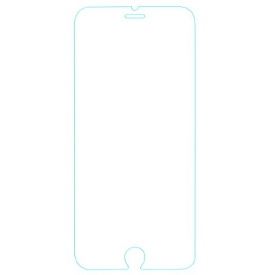 ФОТО Angibabe Tempered Glass Screen Protector for iPhone 6 Smart Touch Return Key 9H 0.3mm 2.5D Arc