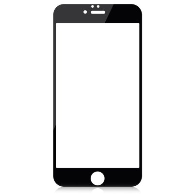Гаджет   Angibabe Tempered Glass Screen Protector Film for iPhone 6 Plus Color Screen Printing Process 9H 0.3mm Ultra-thin IPhone Screen Protectors