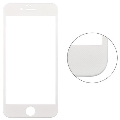 Гаджет   Angibabe Tempered Glass Screen Protector Film for iPhone 6 Plus Color CNF 9H 0.3mm 3D Arc Anti-explosion High Transparency Ultra-thin IPhone Screen Protectors