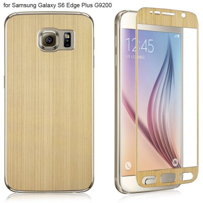 Angibabe 2 in 1 Protector Film Kit for Samsung Galaxy S6 G9200