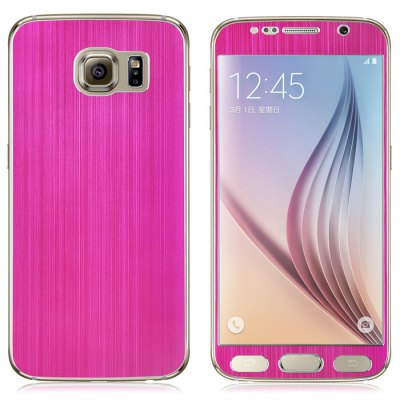 ФОТО Angibabe 2 in 1 Protector Film Kit for Samsung Galaxy S6 G9200