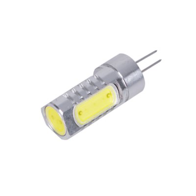 2 x 6W G4 400Lm COB LED Car Lamp ( DC 12V )LED Light Bulbs<br>2 x 6W G4 400Lm COB LED Car Lamp ( DC 12V )<br><br>Type: Car Light<br>Car light type: Decorative Lamp<br>Connector: G4<br>Luminous Flux: 400Lm<br>LED: 6 x COB<br>CCT/Wavelength: 3000K, 6000K<br>Available Light Color: White, Warm White<br>Wattage (W): 6<br>Voltage (V): DC 12<br>Features: Easy to use, Low Power Consumption<br>Product weight: 0.017 kg<br>Package weight: 0.070 kg<br>Product size (L x W x H): 5 x 1.6 x 1.6 cm / 1.97 x 0.63 x 0.63 inches<br>Package size (L x W x H): 12 x 8 x 3 cm / 4.72 x 3.14 x 1.18 inches<br>Package Contents: 2 x G4 LED Car Light