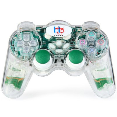 Гаджет   CHINA CH-931V Transparent Wireless Game Controller Mice & Keyboards