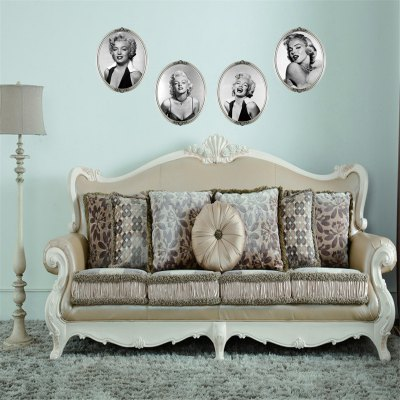 Marilyn Monroe Style Wall Stickers